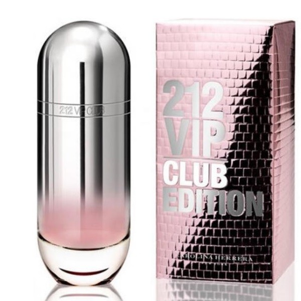 Carolina Herrera 212 VIP Club Edition